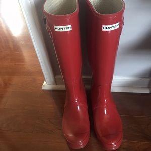 Original Hunter Tall Boots
